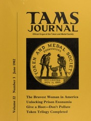 TAMS Journal, Vol. 22, No. 3