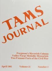 TAMS Journal, Vol. 25, No. 2