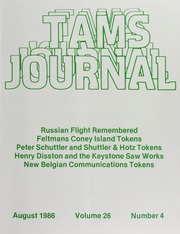 TAMS Journal, Vol. 26, No. 4