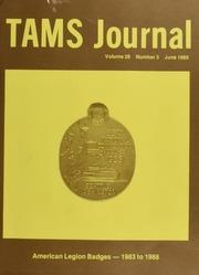 TAMS Journal, Vol. 29, No. 3