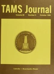 TAMS Journal, Vol. 29, No. 5