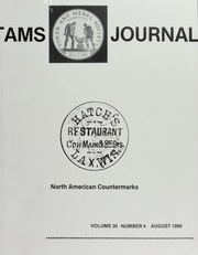 TAMS Journal, Vol. 30, No. 4