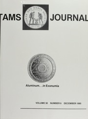TAMS Journal, Vol. 30, No. 6