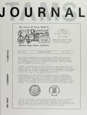 TAMS Journal, Vol. 31, No. 3