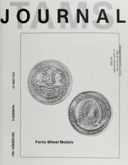TAMS Journal, Vol. 31, No. 6