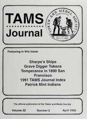 TAMS Journal, Vol. 32, No. 2