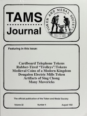 TAMS Journal, Vol. 32, No. 4