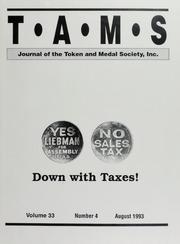 TAMS Journal, Vol. 33, No. 4