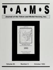 TAMS Journal, Vol. 33, No. 5