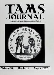 TAMS Journal, Vol. 37, No. 4
