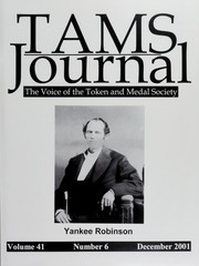 TAMS Journal, Vol. 41, No. 6