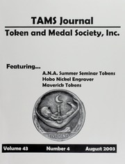 TAMS Journal, Vol. 43, No. 4