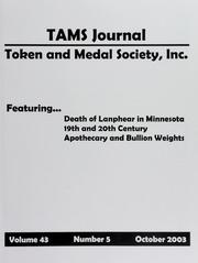 TAMS Journal, Vol. 43, No. 5