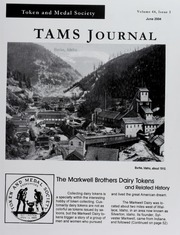 TAMS Journal, Vol. 44, No. 3