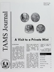 TAMS Journal, Vol. 45, No. 1
