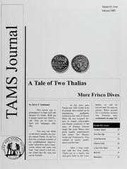 TAMS Journal, Vol. 45, No. 2