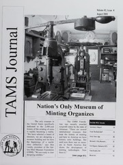 TAMS Journal, Vol. 45, No. 4