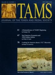 TAMS Journal, Vol. 50, No. 3
