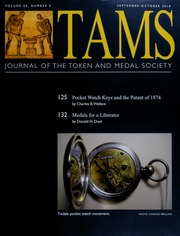 TAMS Journal, Vol. 50, No. 5