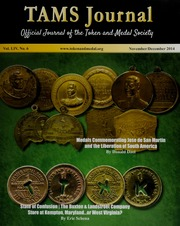 TAMS Journal, Vol. 54, No. 6