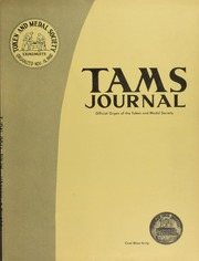 TAMS Journal, Vol. 6, No. 2