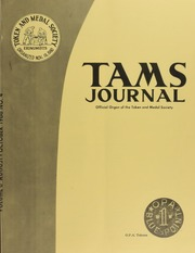 TAMS Journal, Vol. 6, No. 4