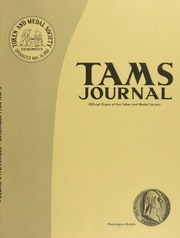 TAMS Journal, Vol. 6, No. 5