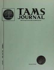 TAMS Journal, Vol. 7, No. 2