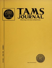 TAMS Journal, Vol. 8, No. 2