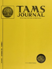 TAMS Journal, Vol. 8, No. 4