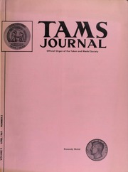TAMS Journal, Vol. 9, No. 2