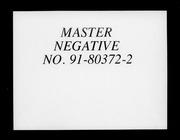 État du notariat français au XVIIIe siècle microform