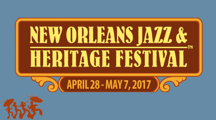 Tab Benoit Live at New Orleans Jazz & Heritage Festival on 2017-05