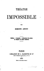 Théatre impossible