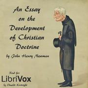 Newman essay on the development of christian doctrine