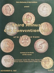 Third Annual C-4 Convention sale of U.S. Colonial Coins