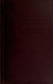 thirteenth census of the united states 1910 population by states and territories united