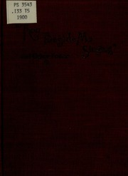 Thou beside me singing, and other poems; a book of verses