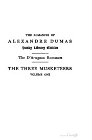 a summary of the three musketeers by alexandre dumas and auguste maquet The three musketeers: an introduction to and summary of the novel the three musketeers by alexandre dumas.