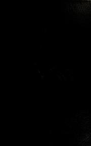 Thèse présentées a la Faculté des Sciences de Paris pour obtenir le grade de docteur ès sciences physiques