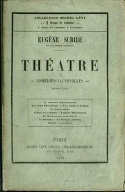 Vol 10: Théâtre de Eugene Scribe