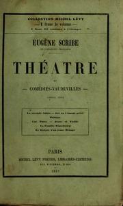 Vol 15: Théâtre de Eugene Scribe