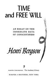 consciousness data essay immediate
