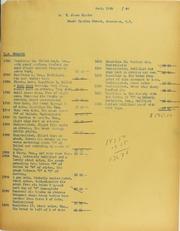T. James Clarke Invoices from B.G. Johnson, September 18, 1940