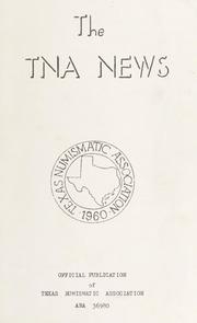 The TNA News: June, 1960