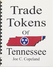 Trade Tokens of Tennessee