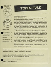 Token Talk: February 2003 Issue