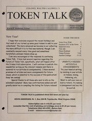 Token Talk: March 2005 Issue