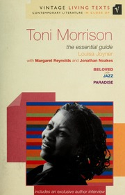 Toni morrison the essential guide to contemporary literature toni morrison the essential guide to contemporary literature beloved jazz paradise joyner louisa free download borrow and streaming internet fandeluxe Images