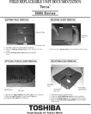 Laptop Service Manuals: Toshiba : Free Texts : Free Download